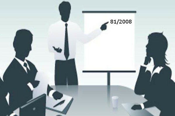 Corso di formazione per dirigenti (art. 37 comma 7 D.Lgs. 81/2008) della durata di 16 ore, con test intermedi e finale