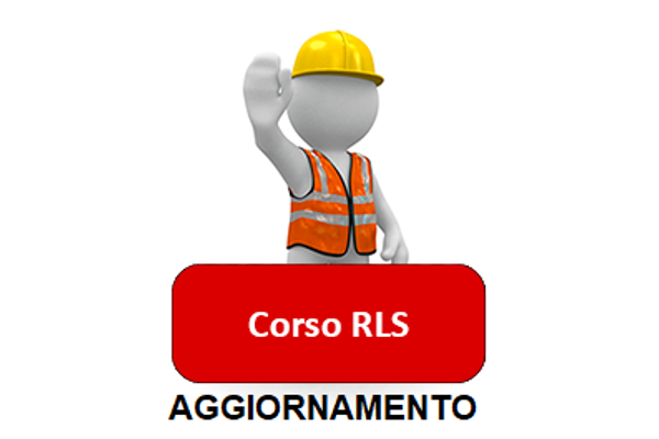 Corso di aggiornamento del Rappresentante Lavoratori per la Sicurezza (RLS)